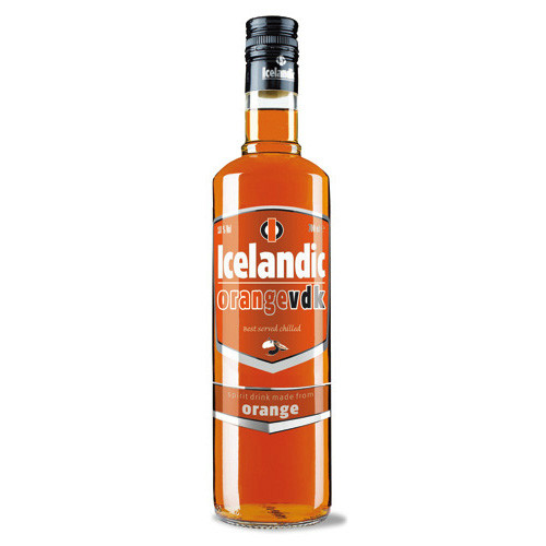 Vodka Icelandic Orange | Licores Sinc